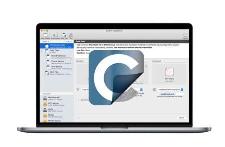 macOS Big Sur 11.3以降のApple Silicon Macで起動可能なバックアップをサポートしたCarbon Copy Cloner 5.1.27がリリース