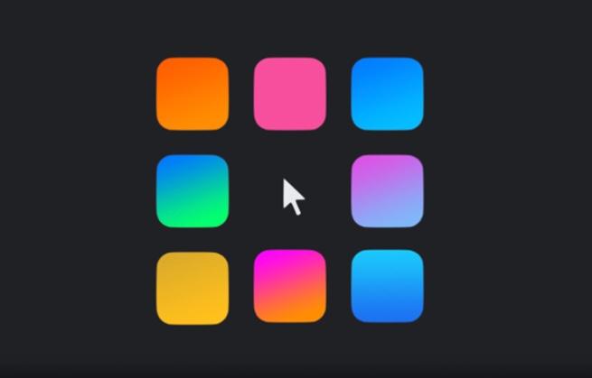 Macアプリ「Charmstone」がマウスポインタの周りにアプリランチャーを配置