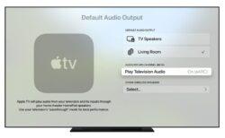 新しいApple TVにARCサポートが追加され、HomePodスピーカーへのユニバーサルTVオーディオのパススルーが可能に