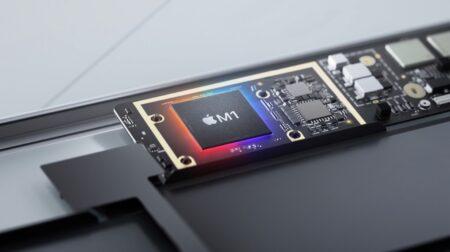 M1 iPad Proは50%高速化、ベンチマークテストでハイエンドのMacBook Proを上回る