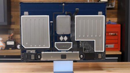 iFixitがM1 iMacとMagic Keyboardを分解するビデオを公開