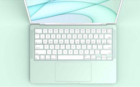 次のMacBookAirは、最大10個のグラフィックコアを備えたより高速なAppleシリコンチップを搭載