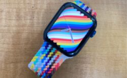 【レビュー】Apple Watch バンド「プライドエディションブレイデッドソロループ」が到着