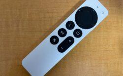 Apple TV 4K、新しいSiri Remote(第2世代)を使ってビデオを正しくスクラブ再生する方法