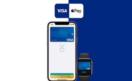 VisaカードApple Pay対応、対応店舗でiPhoneおよびApple Watchで「Visaのタッチ決済」