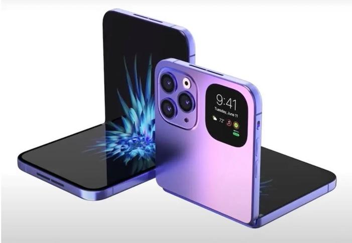 Kuo氏、Appleは2023年に最初の折りたたみ式iPhoneを2,000万台出荷すると予想