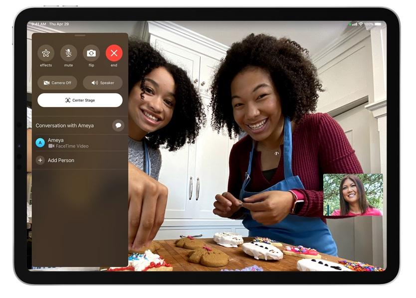 Apple、新しいiPad ProのLiquid Retina XDRディスプレイ、Thunderbolt、5 Gなどの詳細を新しいサポート文書で発表