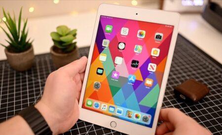 iPad mini 6は2021年後半まで発売されない可能性が