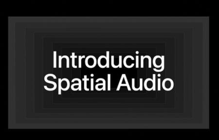 Apple Music、6月7日WWDC基調講演後にSpatial Audioスペシャルイベントを開催へ