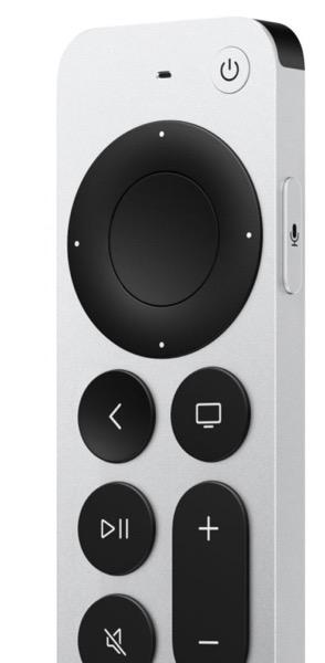 Apple TV 4K Siri Remote 00002
