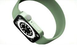 Apple Watch Series 7、バッテリー容量が増強され、カラーも増える
