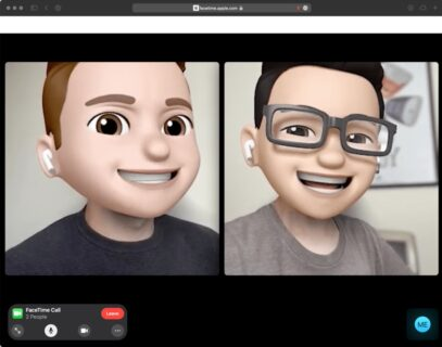 iOS 15およびmacOS Monterey、WebブラウザでのFaceTimeの動作を初公開