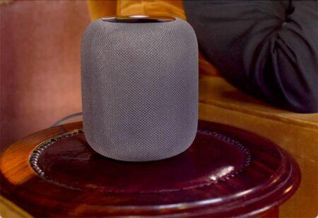 HomePodは米国のオンラインストアで完売、日本では未だ2色とも在庫あり