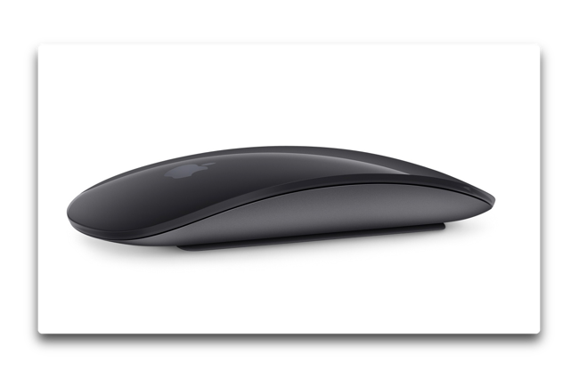 Magic Mouse 2 Gray 001