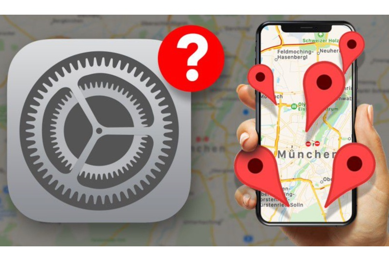 iPhoneの隠しマップ、訪れた場所を表示および削除する