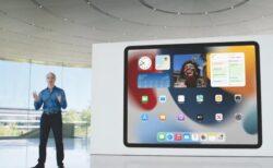 iPadOS15でiPadの「ファイル」アプリはNTFSをサポート