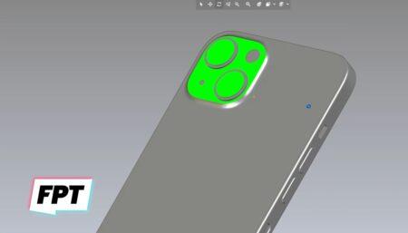 iPhone 13とiPhone 13 proのCADファイルが流出、ダウンロード可能に