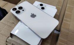 最新のiPhone 13ダミー、標準モデルに来る新しい対角デュアルレンズカメラ配置を示す