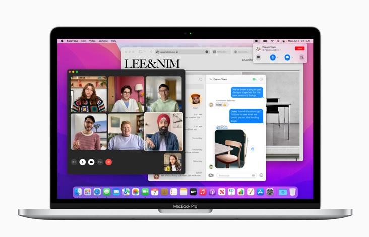 Apple、macOS MontereyでiPadアプリの漸進的改善を推進