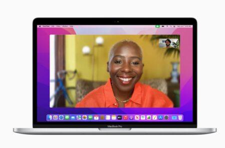 macOS Montereyのいくつかの機能は、M1 Macでのみ利用可能
