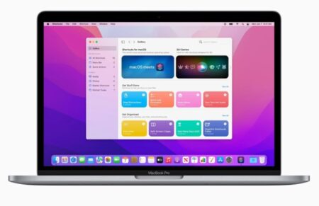 Appleの幹部がmacOS Montereyでのショートカットについて詳しく説明
