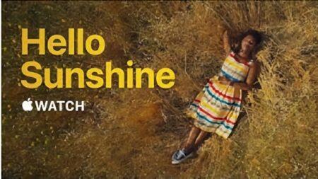 Apple、Apple Watch Series 6の健康とフィットネスに焦点を当てた新しいCF「Hello Sunshine」を公開