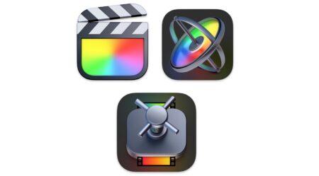 Apple、「Final Cut Pro」「Motion」「Compressor」アップデートをリリース