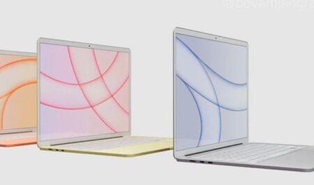 Apple、mini-LED MacBook Airのリフレッシュは2022年半ばにリリースか