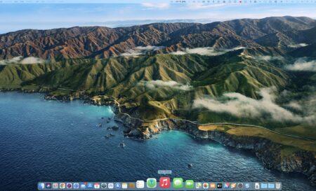 Macのマルチディスプレイで、すべてのディスプレイにDockを簡単に表示する方法