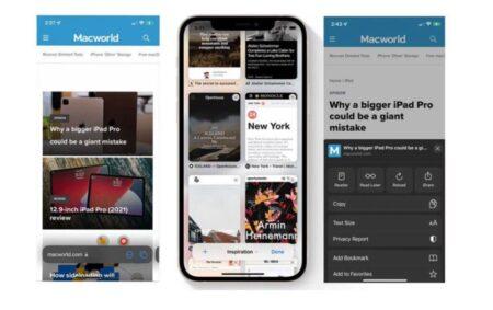 Appleの従業員でさえ、iOS 15の新しいSafariに戸惑う