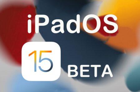 Apple、「iPadOS 15 Developer beta  2 (19A5281j)」のアップデートビルドを開発者にリリース