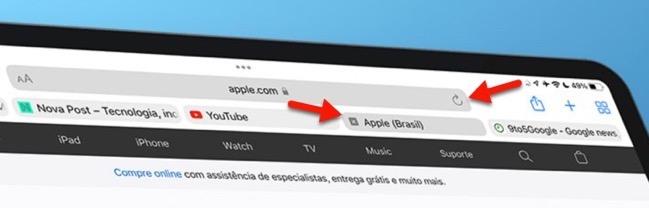 IPadOS 15 Safari tab 03