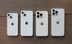 iPhone 13では、カメラの大幅なアップグレード、ノッチの小型化など