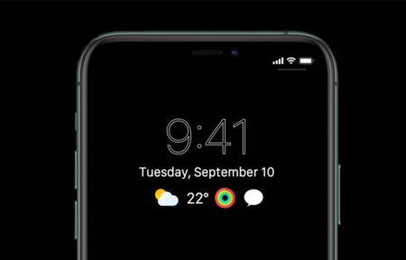iPhone 13はApple Watchのような常時オンモードを搭載する可能性がある