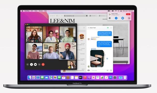 MacOS 12 Monterey Public beta