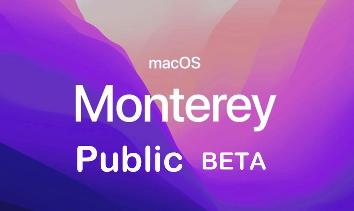 Apple、Betaソフトウェアプログラムのメンバに「macOS 12 Monterey Public beta 3」をリリース