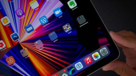 2022年 iPad Pro、11インチモデルと12.9インチモデルの両方でmini-LEDディスプレイを採用