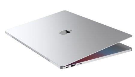 デザインを一新した14インチと16インチMacBook Proが量産開始か