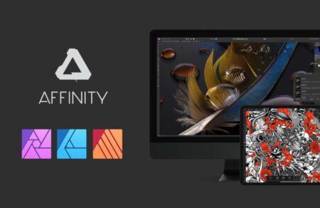 Affinity Photo、Affinity Designer、Affinity Publisher V.1.10をリリース、パフォーマンスが最大10倍高速化