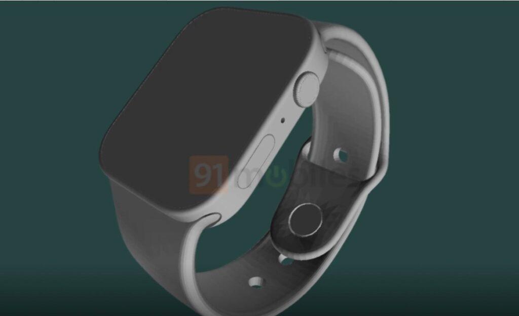 Apple Watch Series 7、大型ディスプレイ用に最適化された新しい文字盤が含まれる