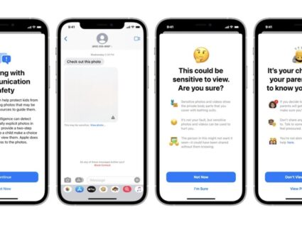 Appleの「iCloud」内の新しい児童保護機能に関する、賛否両論