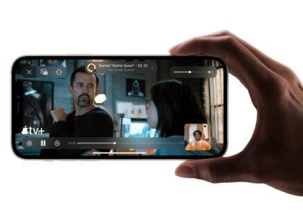 iOS 15の正式リリース時に、FaceTime SharePlay機能はまだ利用出来ない