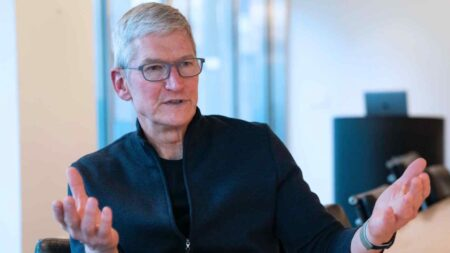 Apple CEOのTim Cook、米国大統領とサイバーセキュリティーについて話し合う予定