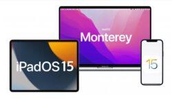 最新のiOS 15 /iPadOS 15 ベータ版は十分に安定していますが、macOS Montereyは控えるべき