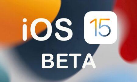 Apple、「iOS 15 Developer beta  5 (19A5318f)」を開発者にリリース