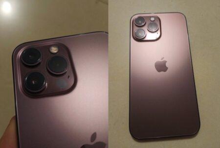 次期 iPhone 13 Proの新色がリークされる