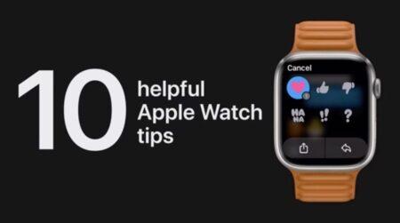 Apple Support、「知っておくべき10の役立つApple Watchのヒント」のハウツービデオを公開