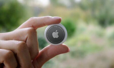 Apple、AirTagsの最新ファームウェアアップデートの改訂版(1A291c)を公開