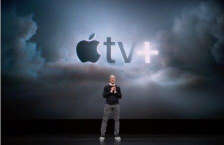 Apple TV+の加入者数は約4,000万人、半数が有料、とのレポートを発表