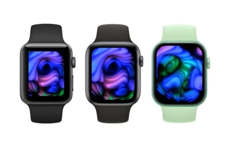 Apple Watch Series 7、1.9インチの大型ディスプレイ、「modular max」の文字盤などを搭載へ